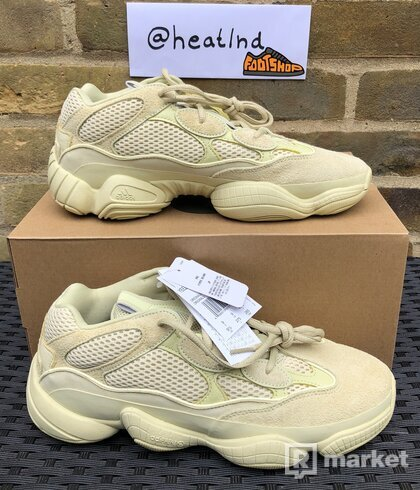 Yeezy 500 supermoon