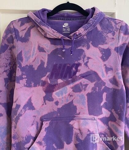 upcycled nike hoodie