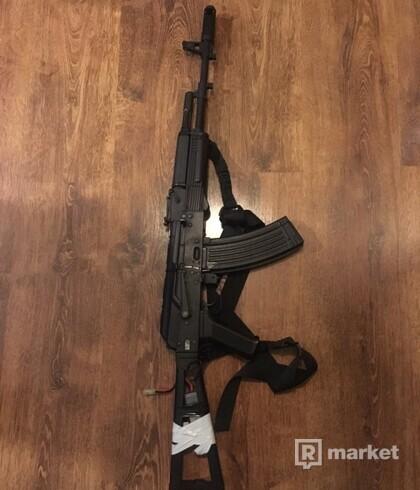 Predám AK-74 , alebo vymením za iPhone - iba osobný odber
