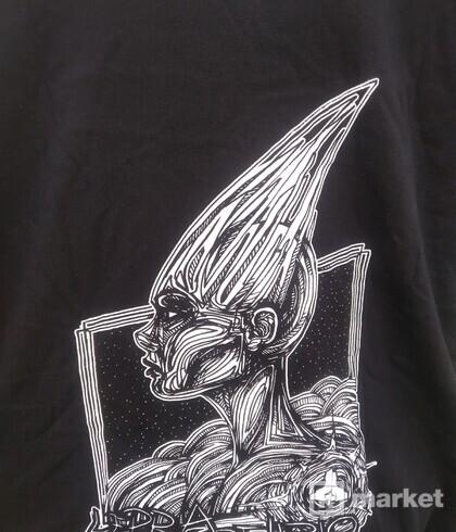 Lepra Delirio tričko