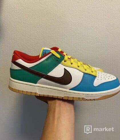 Nike Dunk Free White