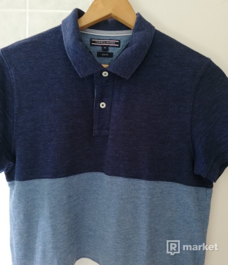 Tommy Hilfiger polo tee M