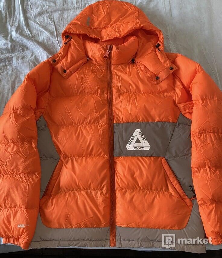 Palace Orange 3M Puffer