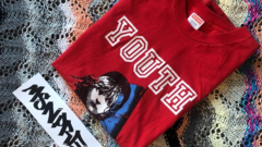 SUPREME LES MISERABLES YOUTH CREW TEE **very rare**