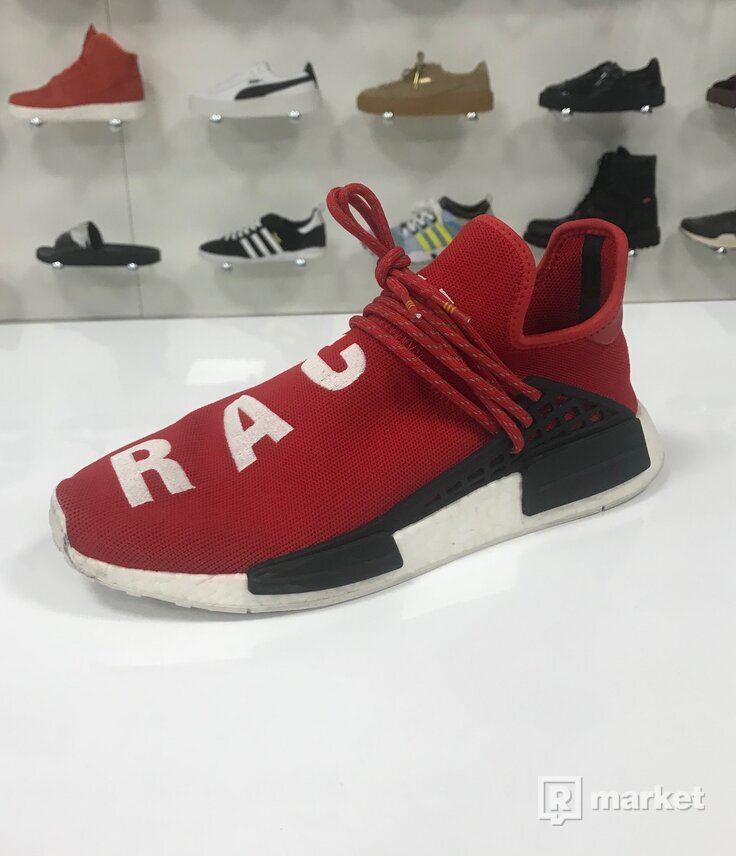 Adidas NMD x Pharrell Williams Human Race Red 1.0