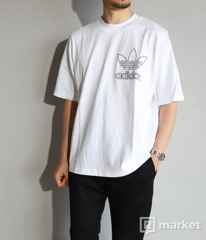 ADIDAS ORIGINALS Tričko 'Outline Tee'