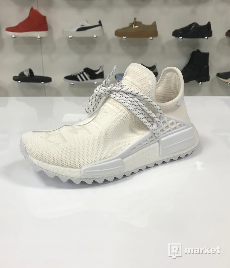 Adidas NMD x Pharell Williams Human Race Blank Canvas