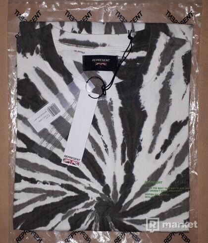 REPRESENT XTC T-Shirt - Watermelon Grey