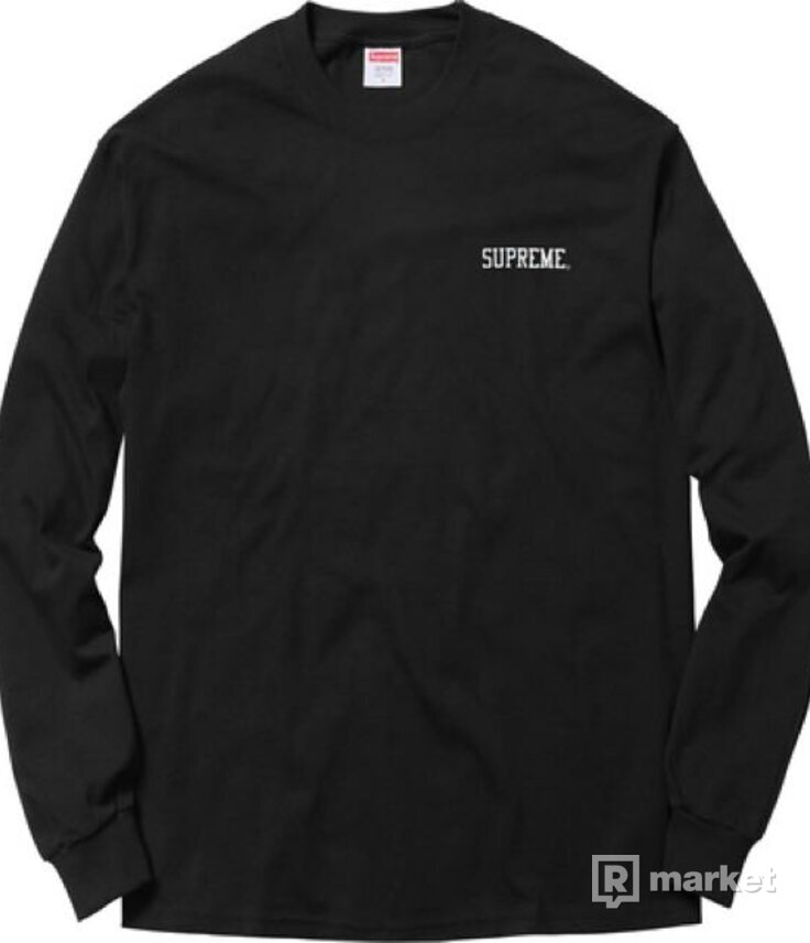supreme araki long sleeve tee