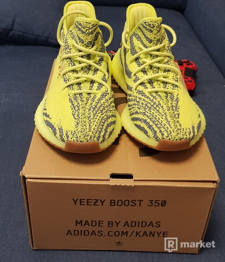 yeezy frozen yellow