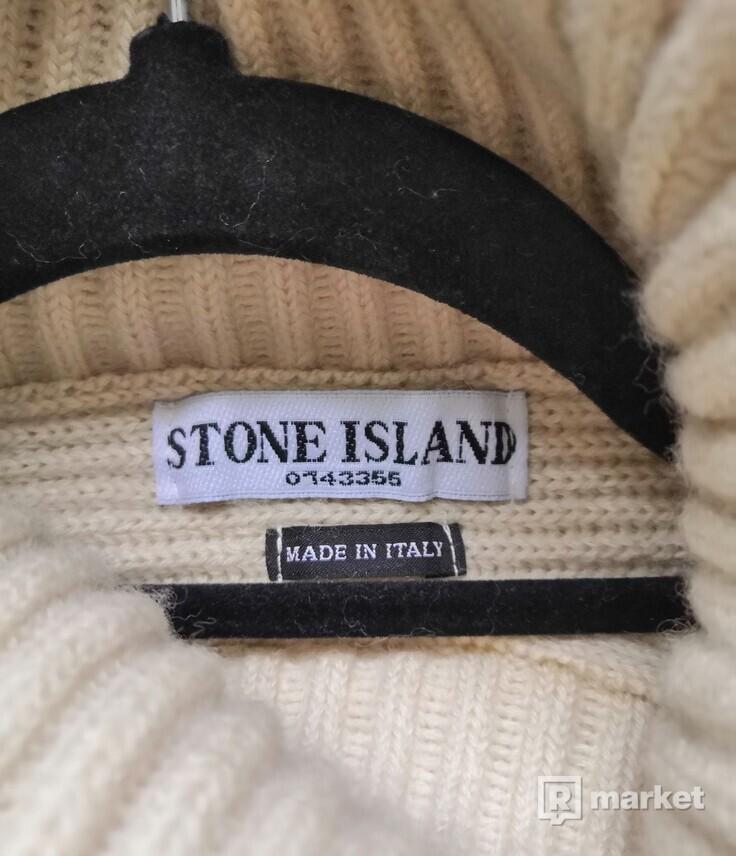 Vintage Stone Island turtleneck