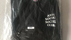 Anti Social Social Club Mind Game