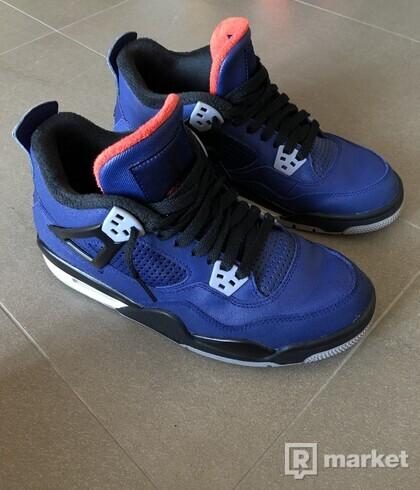Jordan 4 Retro Winterized Loyal Blue (GS)
