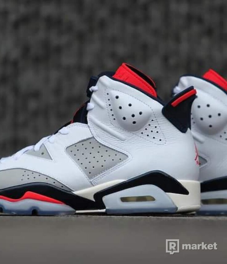 "AIR JORDAN 6 ""Tinker Hatfield"""