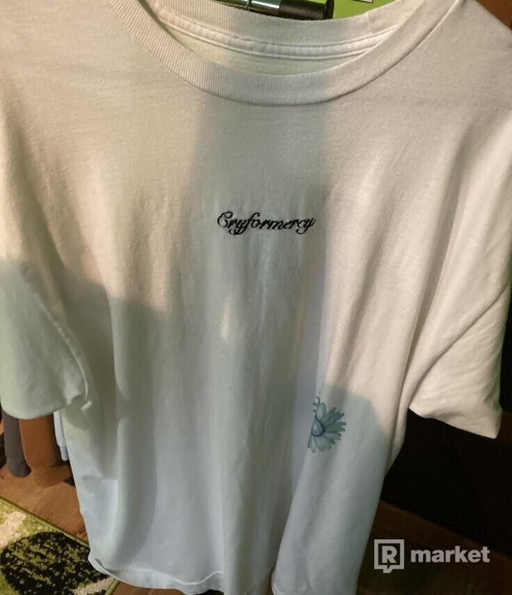 Cryformercy trička
