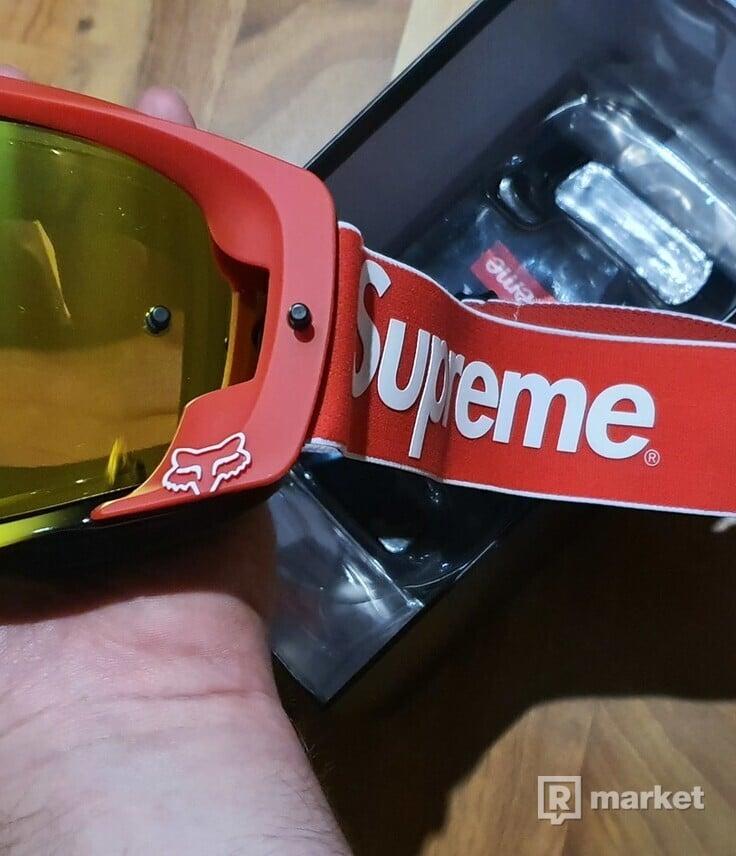 Supreme Honda Fox Racing Vue Goggles