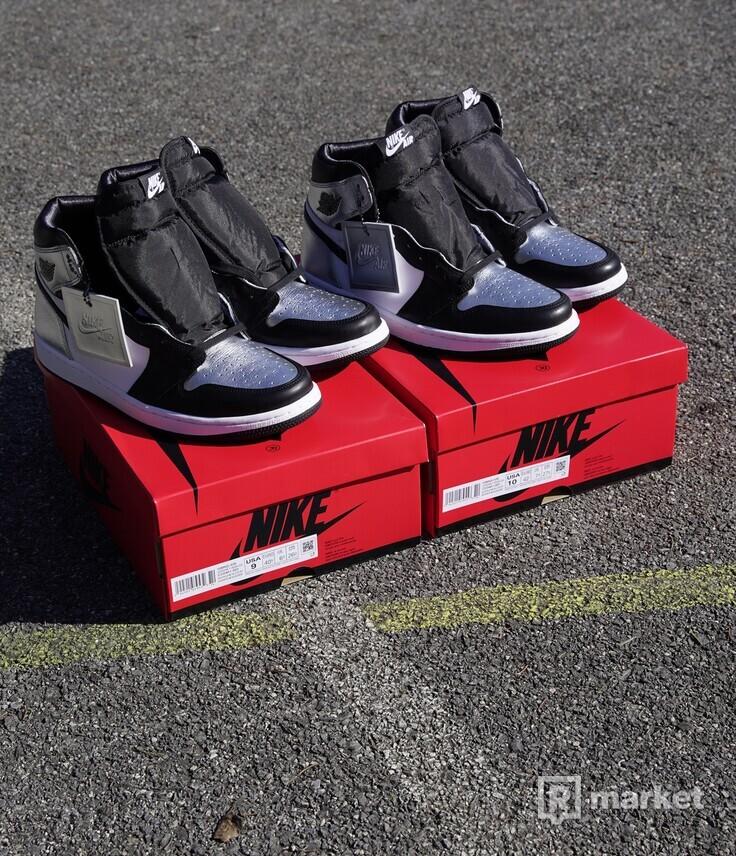 Jordan 1 Silver Toe