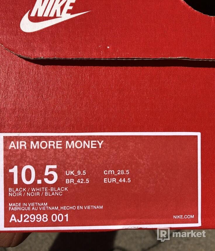 Nike air money