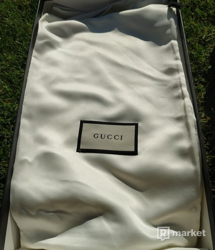 Gucci Ace Blade Sneakers