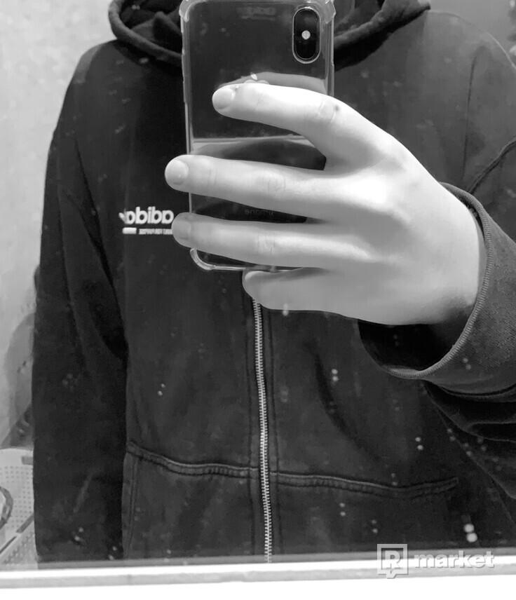 Adidas Kaval Zip Up Hoodie