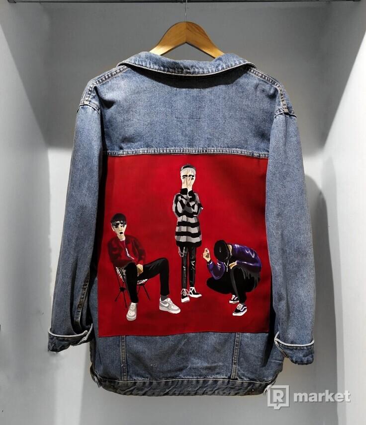 KHANS custom jacket