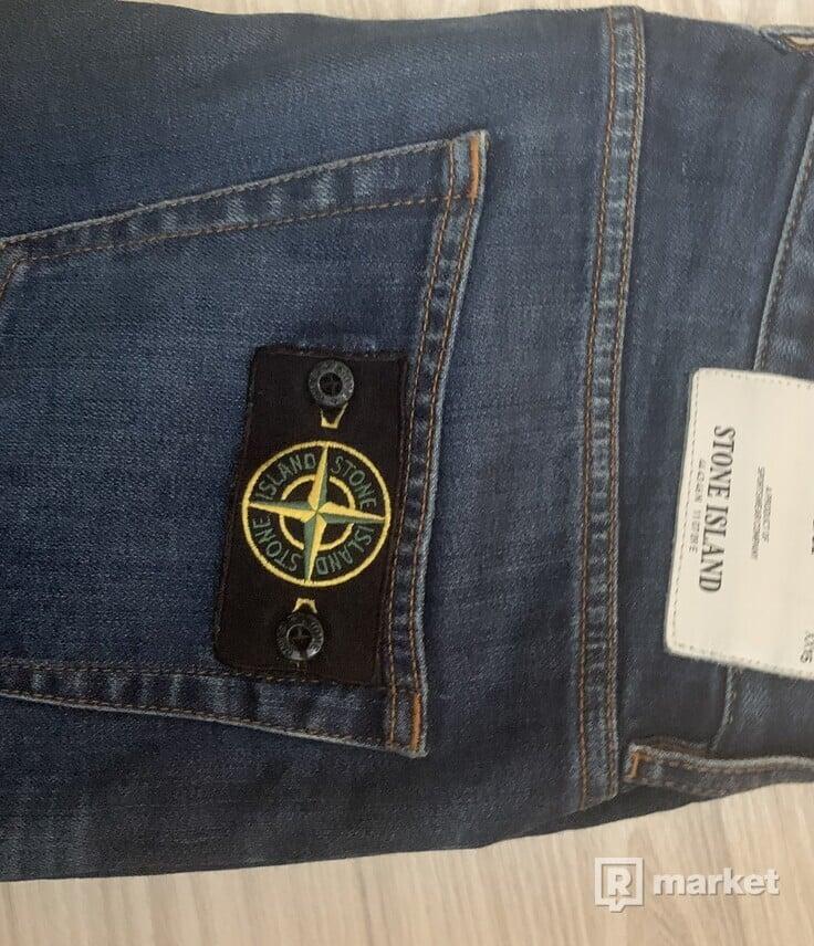 Stone Island jeans ss15