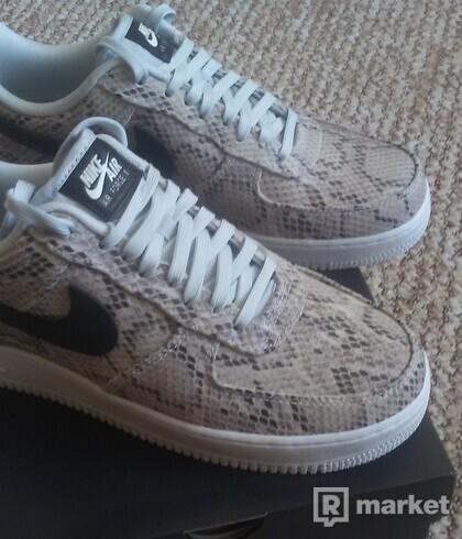 Nike Air Force 1 Snakeskin 44