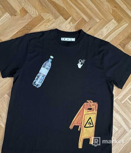 Off White Pascal medicine tee