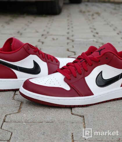 "Air Jordan 1 Low ""Noble Red"" - US12/EU46"