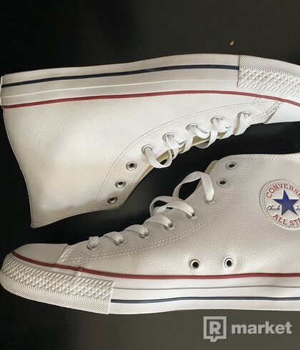 Converse - Tenisky Chuck Taylor All Star Leather
