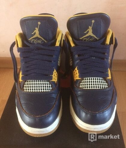 Retro Iv Dunk from Above