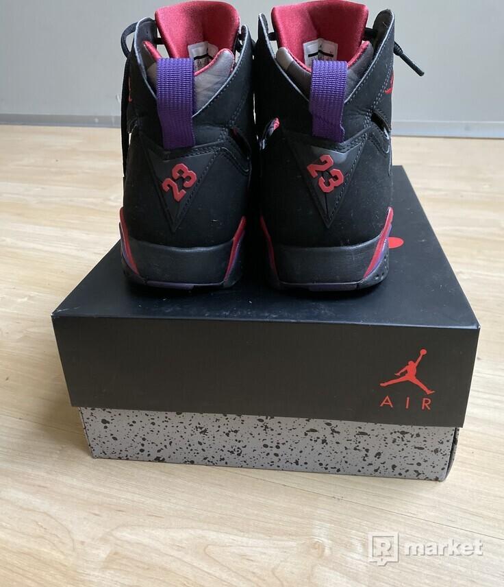 Jordan 7 raptor