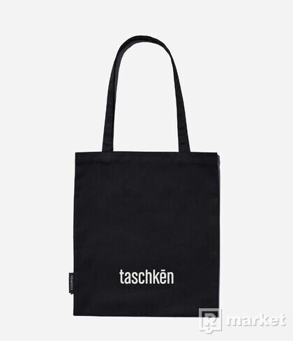 Plátená taška Basic Black (Taschkēn)