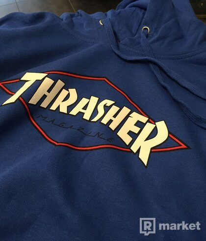 Thrasher x Diamond