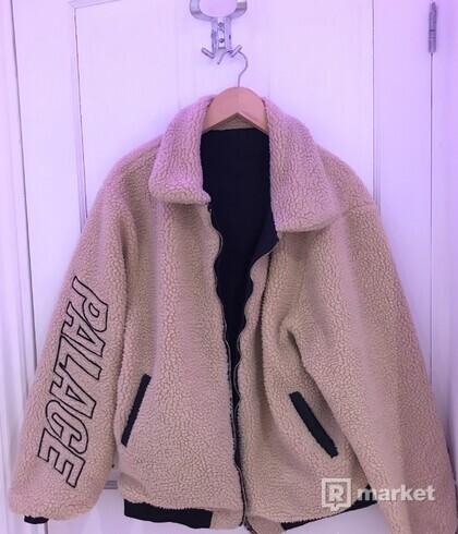 Palace Reverso Jacket Black