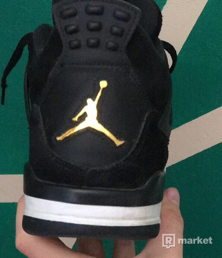 Jordan 4 retro royalty