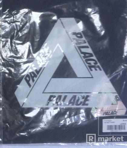 Palace Tri-Tex tričko (čierne)