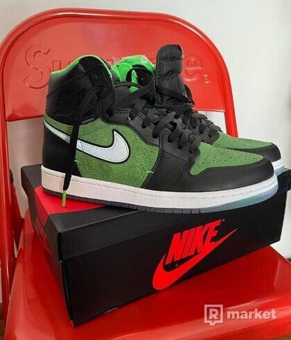 Nike Jordan 1 Retro High Zoom Zen Green