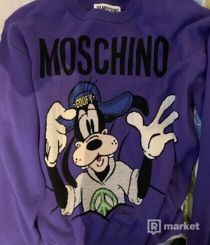 Moschino x hm sveter