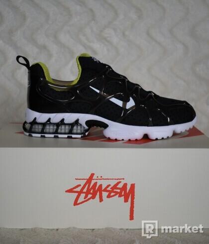 Nike Air Kukini Spiridon Cage 2 Stussy Black (US 8 - EU 41)