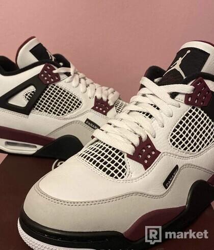 Jordan 4 Retro PSG