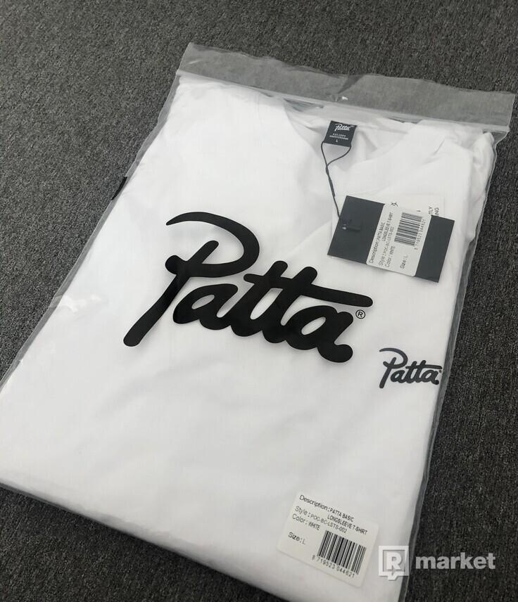 Patta basic longsleeve t-shirt