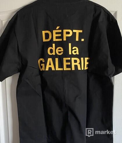 Gallery Dept tee black
