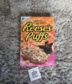 TRAVIS SCOTT's Reese's Puffs Cereal Speciálna edícia