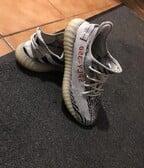 Yeezy Boost 350v2 Zebra