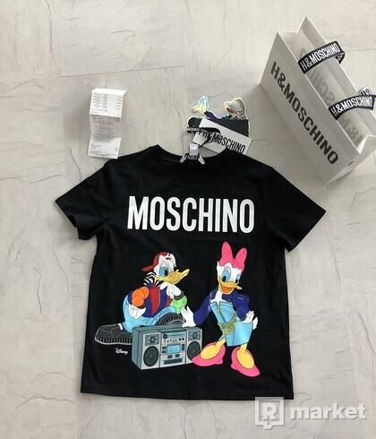 Tričko Moschino x H&M veľ. S