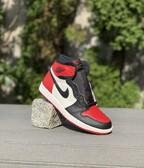 Jordan 1 High OG Bred Toe
