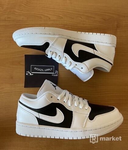 Air Jordan 1 Low Panda Black White