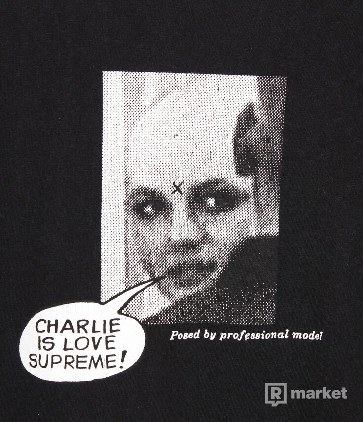 Charlie Is Love Supreme Tee