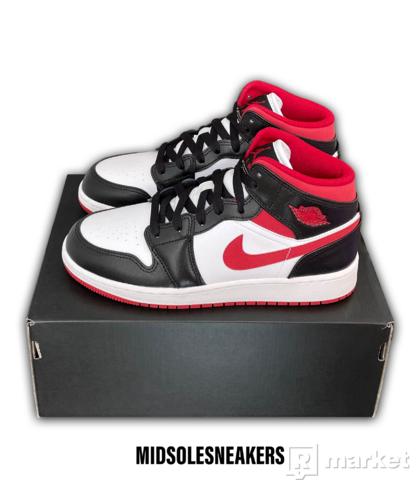 Jordan 1 Mid Gym Red (GS)